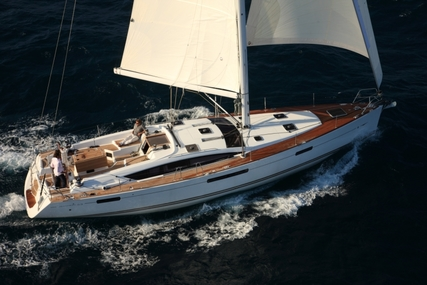 Jeanneau Sun Odyssey 53 for charter in Corsica from €3,675 / week