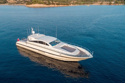 Leopard Arno 89 for charter in Greece from €30,000 / week