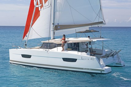 Fountaine Pajot Lucia 40 for charter in Greece from €2,500 / week