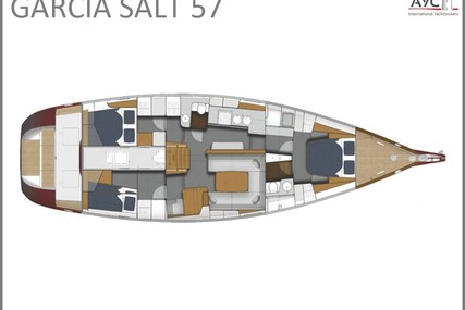 GARCIA SALT 57 for charter in Corsica from €4,000 / week