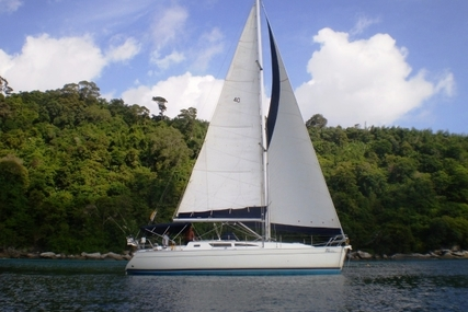 Jeanneau Sun Odyssey 40 for charter in Thailand from €1,400 / week