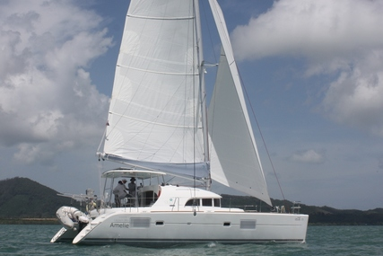 Lagoon 380 for charter in Thailand from €2,940 / week