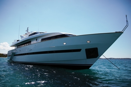 Bugari 100 for charter in Greece from €40,000 / week