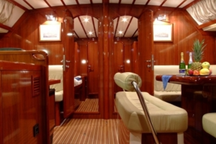 Ocean Yachts OCEAN STAR 56.1 for charter in Greece from €5,400 / week