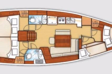 Beneteau Oceanis 43 for charter in Greece from €1,450 / week