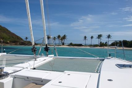 Lagoon 560 for charter in Martinique from €15,500 / week