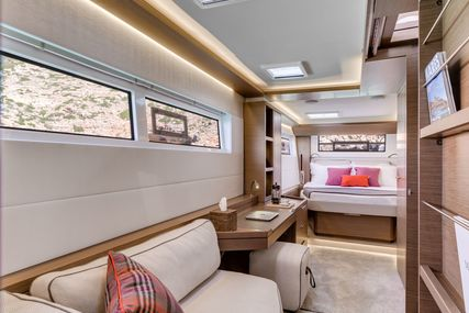 Lagoon 50 for charter in Italy (Sardinia) from €15,500 / week
