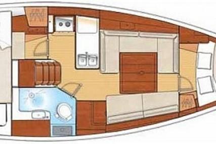 Beneteau Oceanis 34 for charter in Greece from €1,200 / week