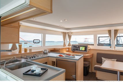 Lagoon 450 S for charter in Puerto Rico from $7,770 / week