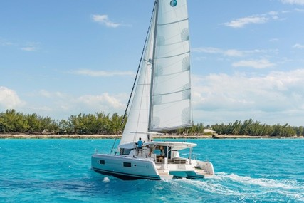 Lagoon 420 for charter in Puerto Rico from P.O.A.