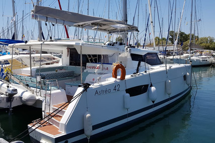 Fountaine Pajot Astrea 42 for charter in Greece from €4,000 / week