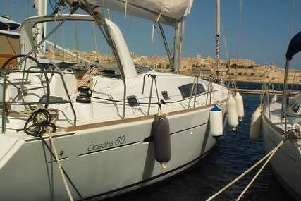 Beneteau Oceanis 50 Family for charter in Malta from €3,974 / week