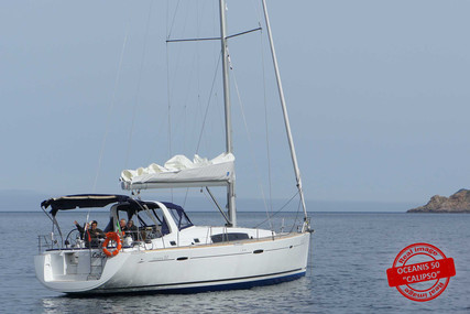 Beneteau Oceanis 50 for charter in Italy (Tuscany) from €3,150 / week