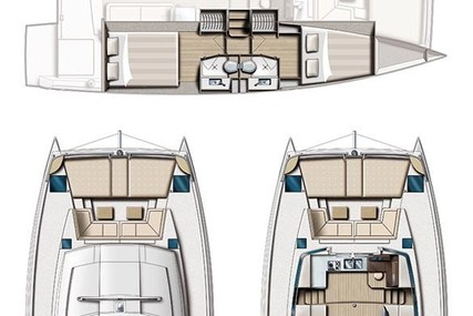 Bali Catamarans 4.1 for charter in Malta from €4,875 / week