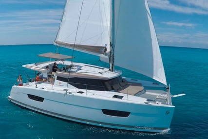 Fountaine Pajot Lucia 40 for charter in Chesapeake from P.O.A.