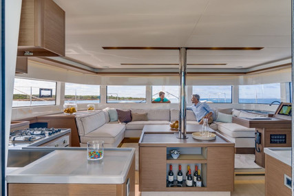Lagoon 50 for charter in Greece from €5,500 / week