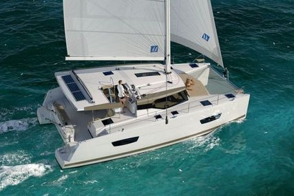 Lucia 40 for charter in Chesapeake from P.O.A.