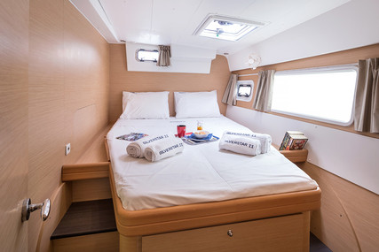 Lagoon 421 for charter in Greece from €2,700 / week