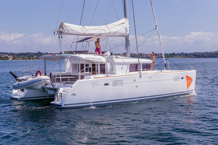 Lagoon 450 for charter in Greece from €3,200 / week
