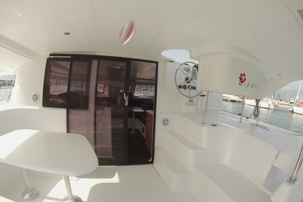 fountaine-pajot lipari 41 for charter in Corsica from €6,900 / week