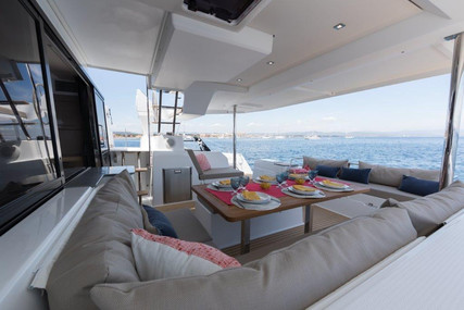 Fountaine Pajot Saona 47 for charter in Corsica from €6,900 / week