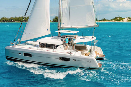 Lagoon 42 for charter in Corsica from €6,900 / week