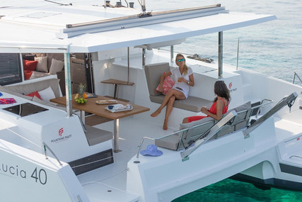 Fountaine Pajot Lucia 40 for charter in Corsica from €6,900 / week
