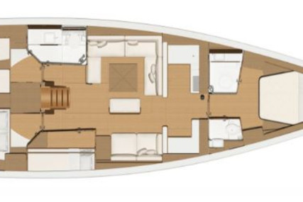 Dufour Yachts 520 GL for charter in Italy (Tuscany) from €4,200 / week