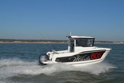 Jeanneau Merry Fisher 605 Marlin for sale in France for €38,500 (£32,221)