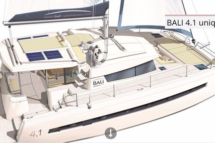 Catana BALI 4.1 for charter in Greece from €2,500 / week