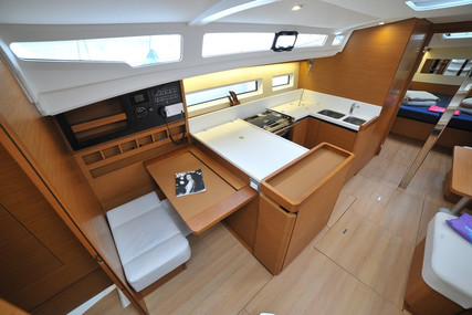 Jeanneau Sun Odyssey 440 for charter in Italy (Sardinia) from €2,790 / week