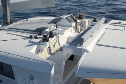 Lagoon 450 for charter in Corsica from €3,614 / week