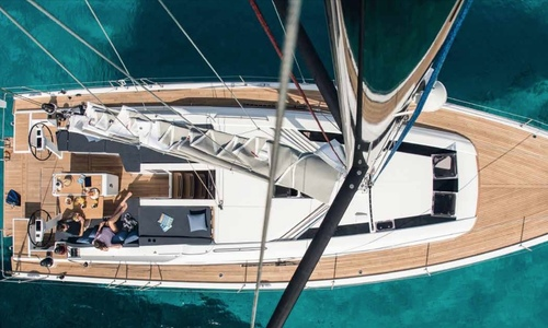 Image of Beneteau OCEANIS 51.1 for charter in Italy (West Coast) from €3,690 / week SALERNO, Italy (West Coast)