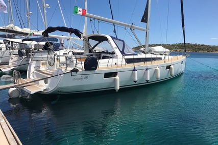 Beneteau Oceanis 48 for charter in Spain (Balearic Islands) from €2,700 / week