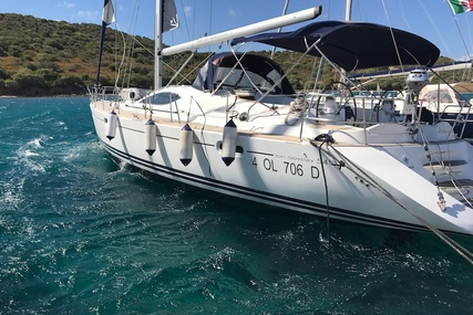 Jeanneau Sun Odyssey 54 DS for charter in Italy (Sardinia) from €2,500 / week