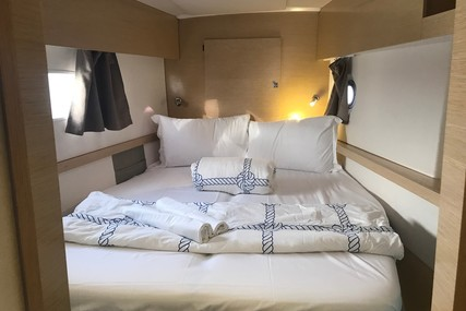 Fountaine Pajot Helia 44 for charter in Italy (Sardinia) from €4,990 / week