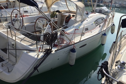 Beneteau Oceanis 43 for charter in Italy (Sardinia) from €1,895 / week