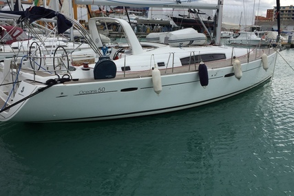 Beneteau Oceanis 50 Family for charter in Italy (Tuscany) from €2,950 / week