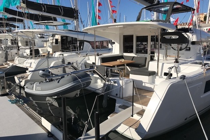 Lagoon 40 for charter in Italy (Sardinia) from €3,910 / week