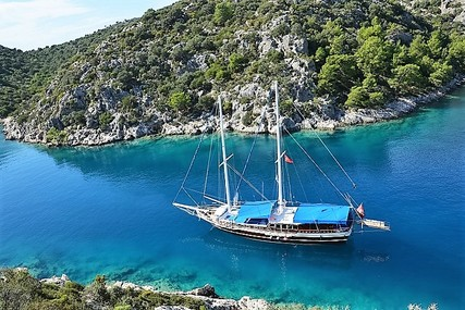 Custom Built GULET for charter in Greece from €10,500 / week