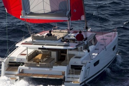 Fountaine Pajot Saona 47 for charter in St Martin from €4,996 / week
