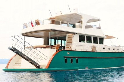 Custom Built Motor Yacht for charter in Turkey from €7,000 / week