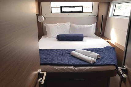 Lagoon 50 for charter in Martinique from €7,250 / week