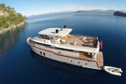 Custom Built Motor Yacht for charter in Turkey from €14,000 / week
