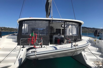 CNB Lagoon 450 F for charter in Italy (Sardinia) from €5,460 / week