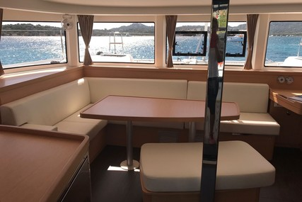 Lagoon 42 for charter in Italy (Sardinia) from €4,630 / week