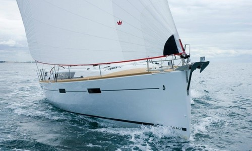 Image of Beneteau Oceanis 45 for charter in Thailand from €4,256 / week Phuket, Thailand