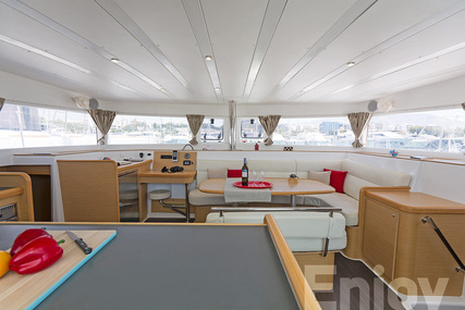 Lagoon 421 for charter in Greece from €2,750 / week