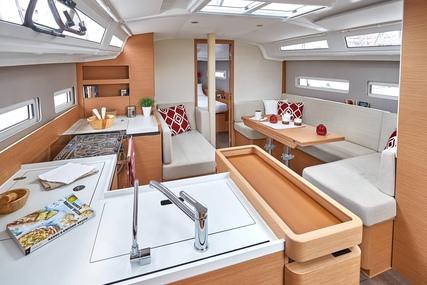 Jeanneau Sun Odyssey 410 for charter in Greece from €1,450 / week