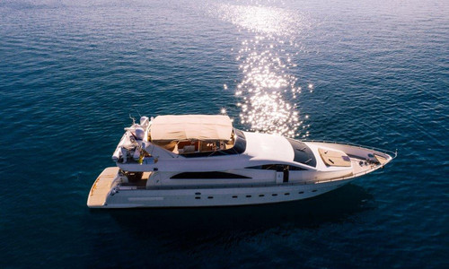 Image of Amer 86 for charter in Croatia from €32,000 / week Trogir (Seget Donji - Baotic), Croatia